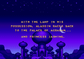 Disney's Aladdin Genesis - 51