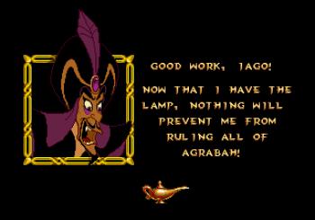 Disney's Aladdin Genesis - 56