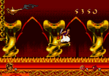 Disney's Aladdin Genesis - 57