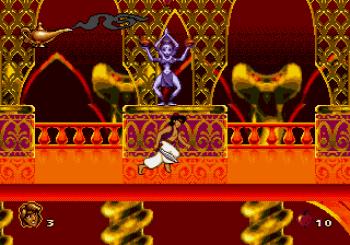 Disney's Aladdin Genesis - 59