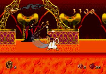 Disney's Aladdin Genesis - 60