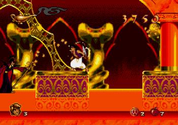 Disney's Aladdin Genesis - 61
