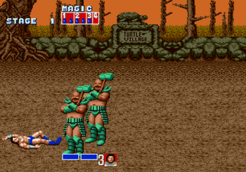 Golden Axe (Genesis) - 05