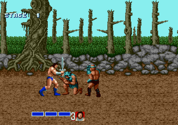 Golden Axe (Genesis) - 06