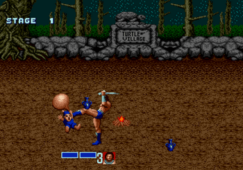 Golden Axe (Genesis) - 07