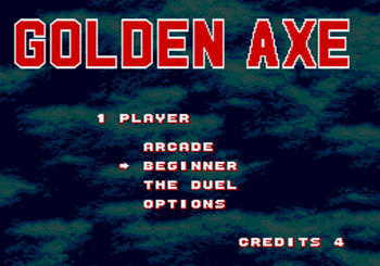 Golden Axe (Genesis) - 10