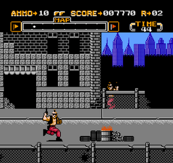 Gotcha! The Sport! (NES) - 12