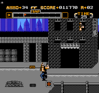Gotcha! The Sport! (NES) - 13