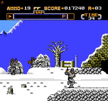 Gotcha! The Sport! (NES) - 17
