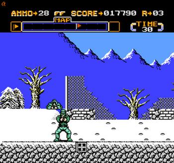 Gotcha! The Sport! (NES) - 19