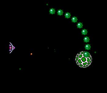 Gyruss (NES) - 14