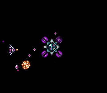 Gyruss (NES) - 20