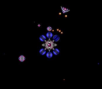 Gyruss (NES) - 24