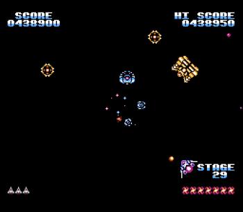 Gyruss (NES) - 44