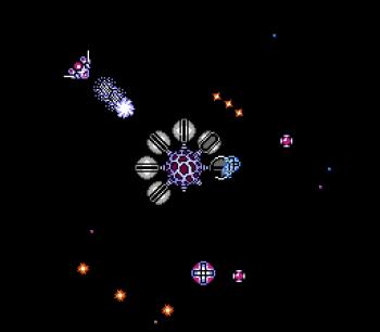 Gyruss (NES) - 47