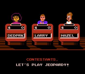 Jeopardy! Junior Edition (NES) - 05