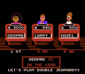 Jeopardy! Junior Edition (NES) - 10