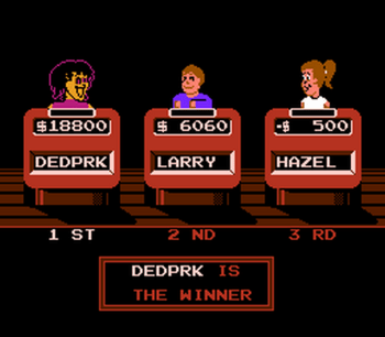 Jeopardy! Junior Edition (NES) - 18