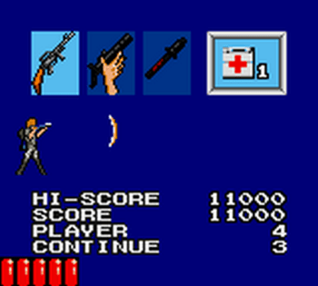 Jurassic Park (Game Gear) - 11