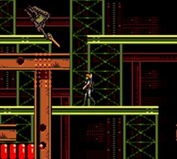 Jurassic Park (Game Gear) - 14