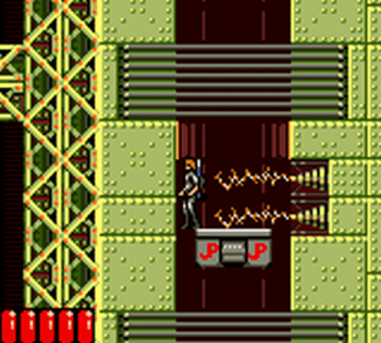 Jurassic Park (Game Gear) - 17