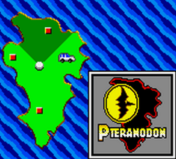 Jurassic Park (Game Gear) - 22