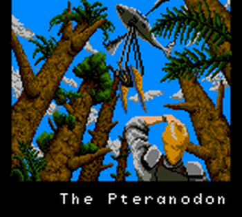 Jurassic Park (Game Gear) - 33