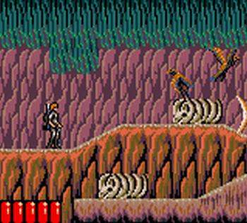 Jurassic Park (Game Gear) - 36