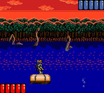 Jurassic Park (Game Gear) - 40