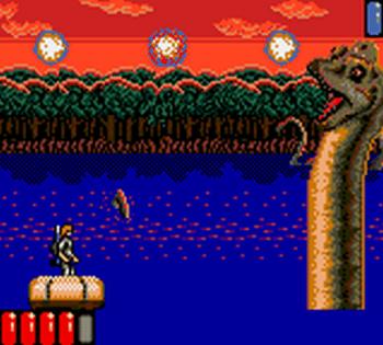 Jurassic Park (Game Gear) - 42
