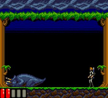 Jurassic Park (Game Gear) - 52