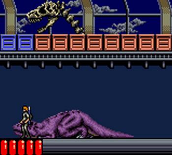 Jurassic Park (Game Gear) - 65