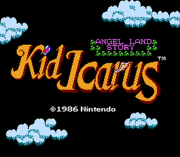 Kid Icarus (NES) - 01