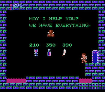 Kid Icarus (NES) - 13