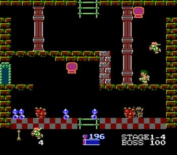 Kid Icarus (NES) - 37