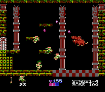 Kid Icarus (NES) - 38