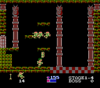 Kid Icarus (NES) - 40