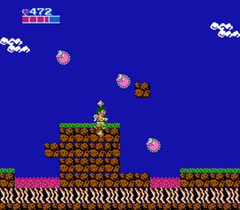 Kid Icarus (NES) - 50