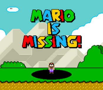 Mario Is Missing! (SNES) - 01
