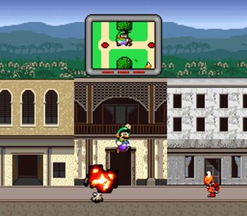 Mario Is Missing! (SNES) - 16