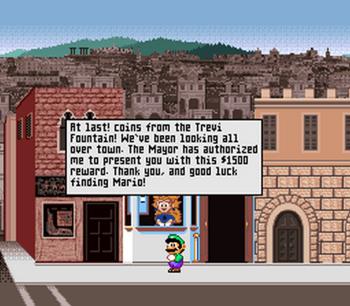 Mario Is Missing! (SNES) - 24