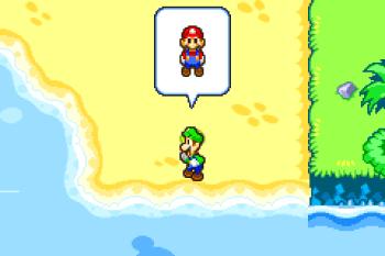 Mario Luigi Superstar Saga Gba Part 08 Oho Oasis Deadpark