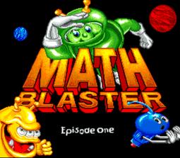 Math Blaster - Episode One (SNES) - 01