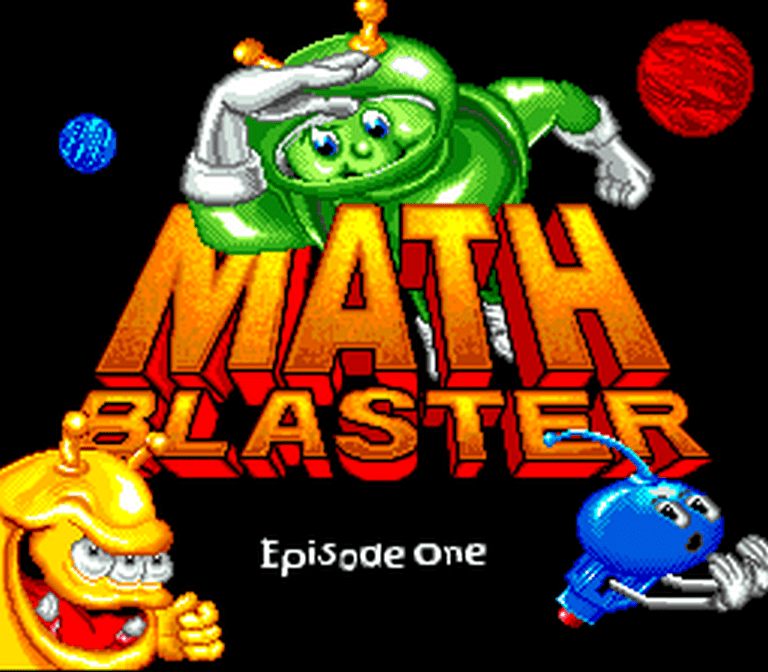 Math Blaster - Episode One (SNES) - 01