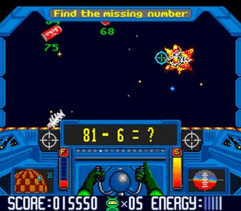 Math Blaster - Episode One (SNES) - 05
