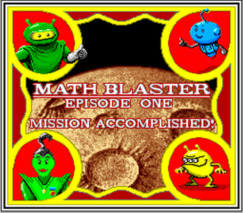 Math Blaster - Episode One (SNES) - 22