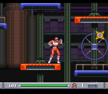Mighty Morphin Power Rangers (SNES) - 25
