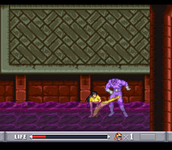 Mighty Morphin Power Rangers (SNES) - 29