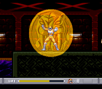 Mighty Morphin Power Rangers (SNES) - 31