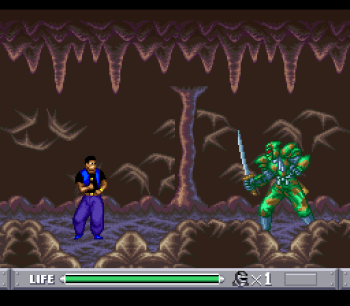 Mighty Morphin Power Rangers (SNES) - 56